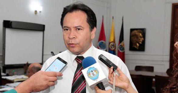 El contrato que podría salirle caro al gobernador de Norte de Santander