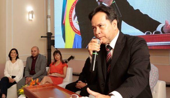 William Villamizar rindió versión libre en la Fiscalía